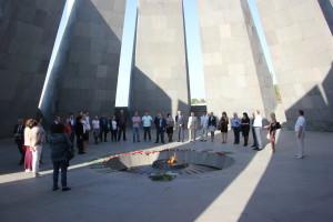 Мемориал памяти геноцида армян
